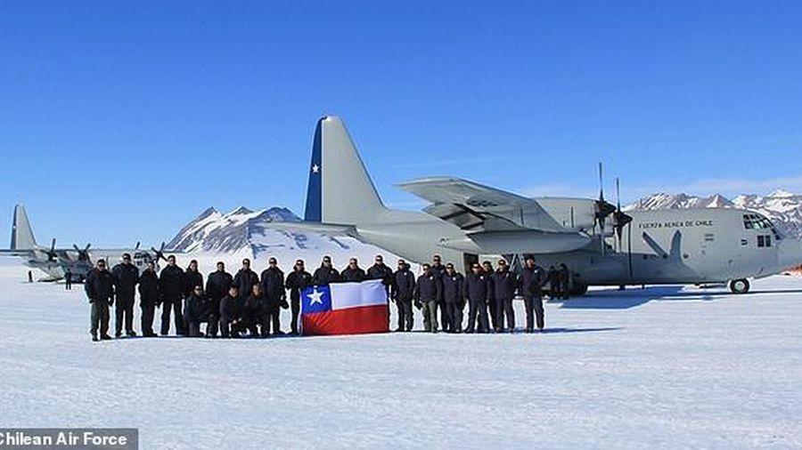 Chile xác nhận máy bay chở 38 người rơi trên đường đến Nam Cực