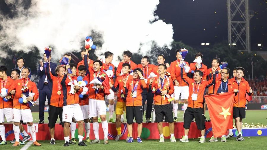 Quỹ hỗ trợ Tài năng trẻ Việt Nam tặng thưởng đội U22 Việt Nam 250 triệu đồng