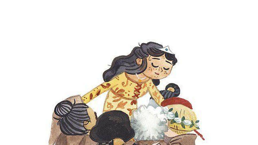 Người cha viết lại truyện nàng Bạch Tuyết bởi 'không có cái kết hạnh phúc mãi mãi'