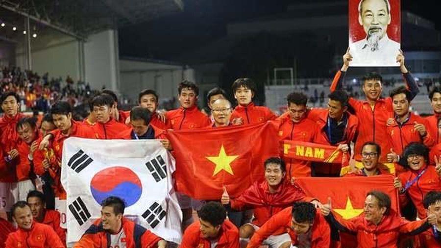 HLV Park Hang Seo: 'Chiến thắng này là của nhân nhân Việt Nam'