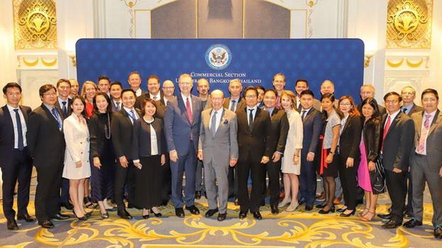 Mỹ hướng tới sự thịnh vượng tại diễn đàn doanh nghiệp Ấn Độ Dương- Thái Bình Dương