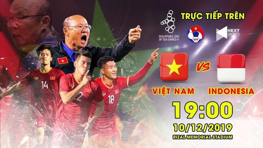 U22 Việt Nam - U22 Indonesia (Chung kết SEA Games 30)