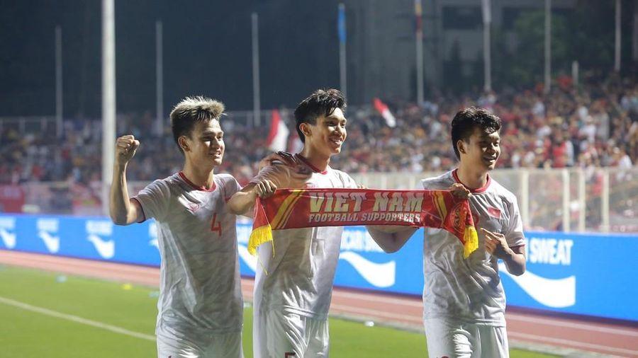 U22 Việt Nam giành vô địch SEA Games 30 một cách thuyết phục
