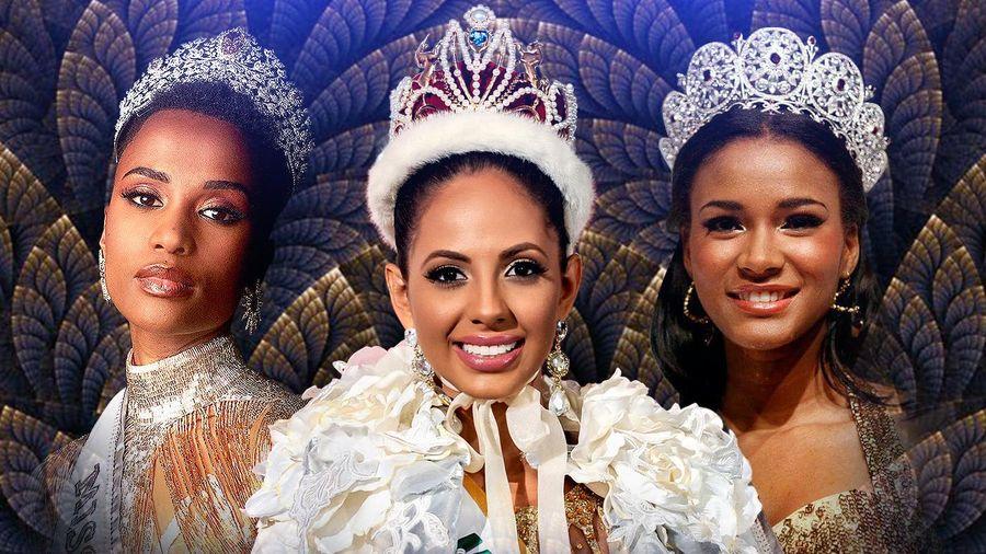 Vẻ đẹp hoang dại của những mỹ nhân đến từ lục địa đen làm fan mê mẩn