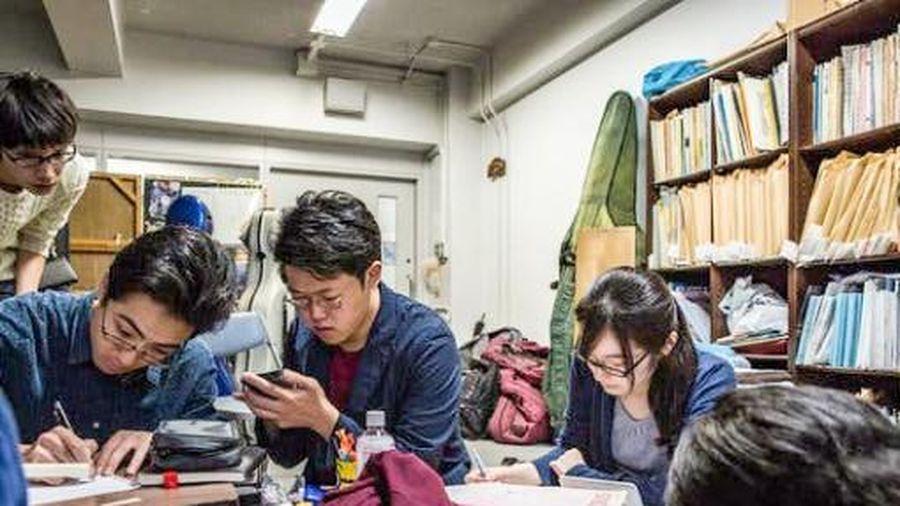 Bất bình đẳng giới trong đại học Nhật