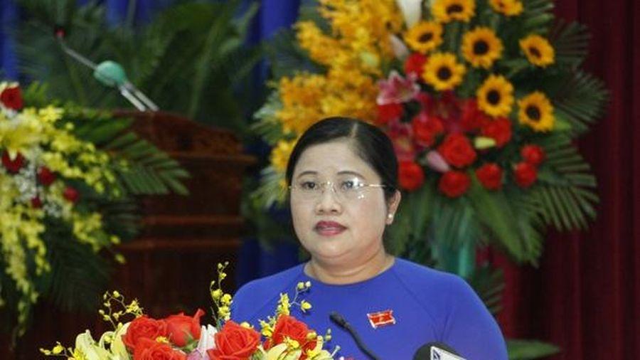 Chân dung nữ Chủ tịch tỉnh Bình Phước Trần Tuệ Hiền
