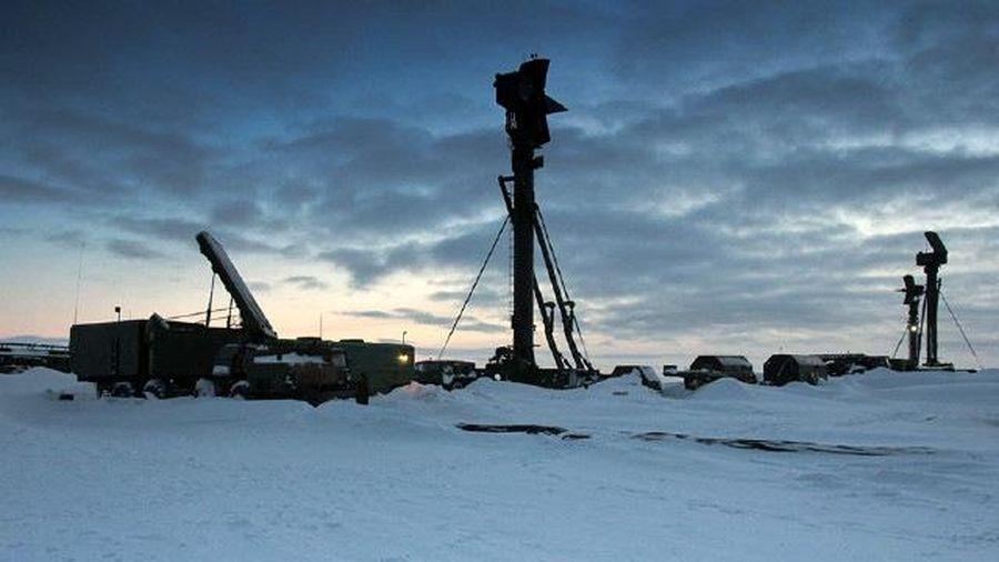 Nga điều 'Rồng lửa' S-400 lập 'vòm phòng không' ở Bắc Cực