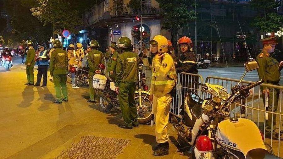 Hà Nội: 3.000 cảnh sát chống đua xe sau chung kết U22 Việt Nam – Indonesia