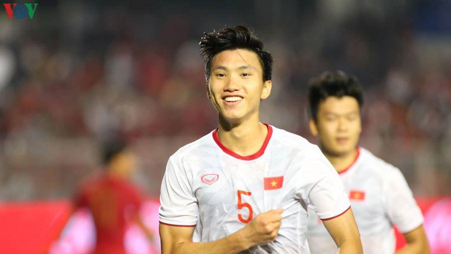 Toàn cảnh U22 Việt Nam đè bẹp U22 Indonesia để vô địch SEA Games 30