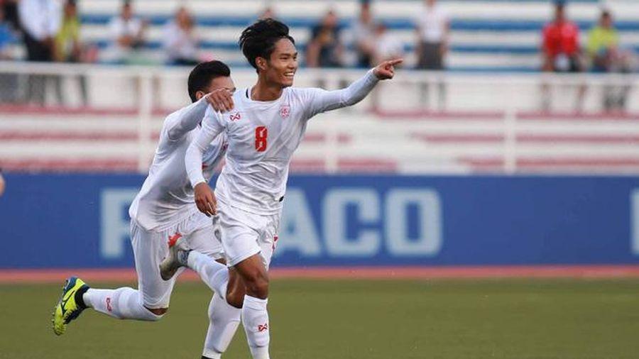 U22 Myanmar thắng luân lưu 11m, giành HCĐ bóng đá nam SEA Games 30