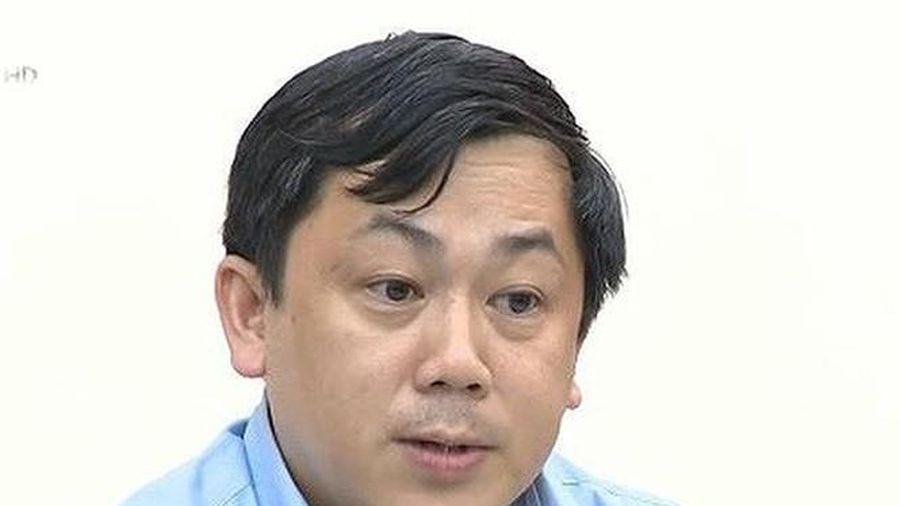 Sau khi bị kỷ luật, Cục trưởng Đường thủy nội địa Hoàng Hồng Giang làm Phó Cục trưởng Cục Hàng hải