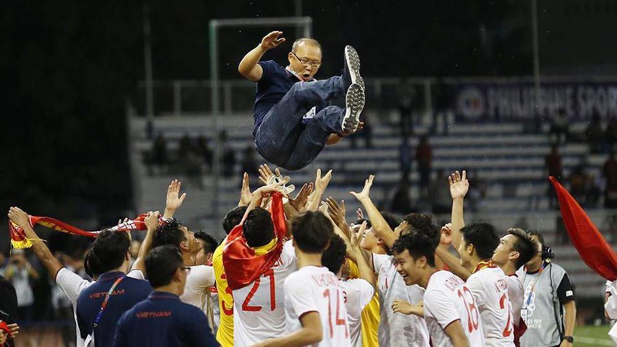 U22 Việt Nam vô địch SEA Games 30: Chiến công của những trái tim dũng cảm