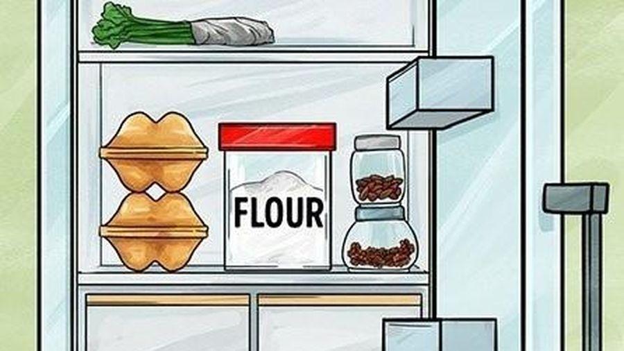 Những thực phẩm nếu bảo quản trong tủ lạnh sẽ sinh độc tố