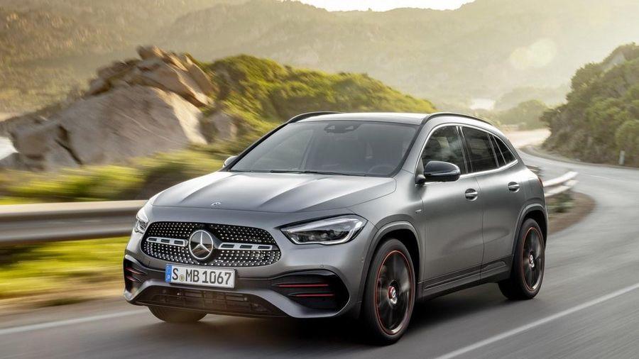 Mercedes-Benz ra mắt GLA thế hệ mới