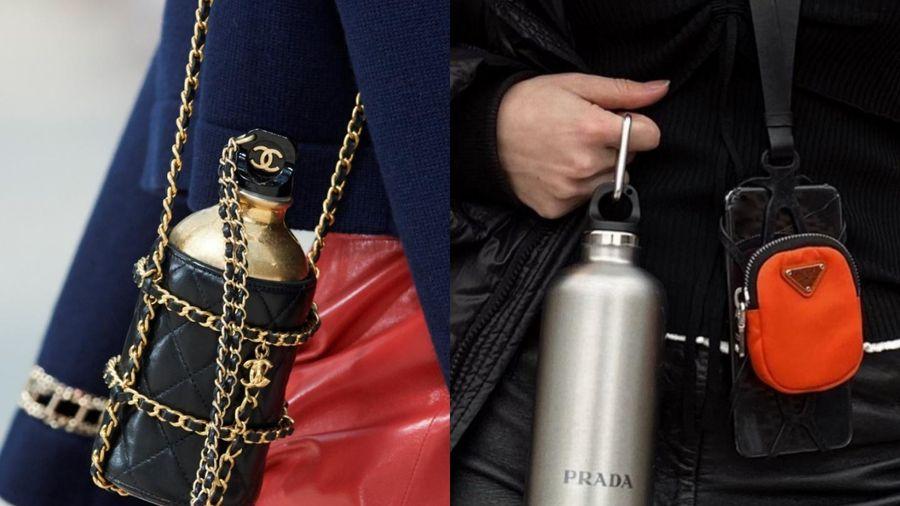 Chanel và nhiều nhà mốt bán bình đựng nước giá hơn 100 triệu đồng