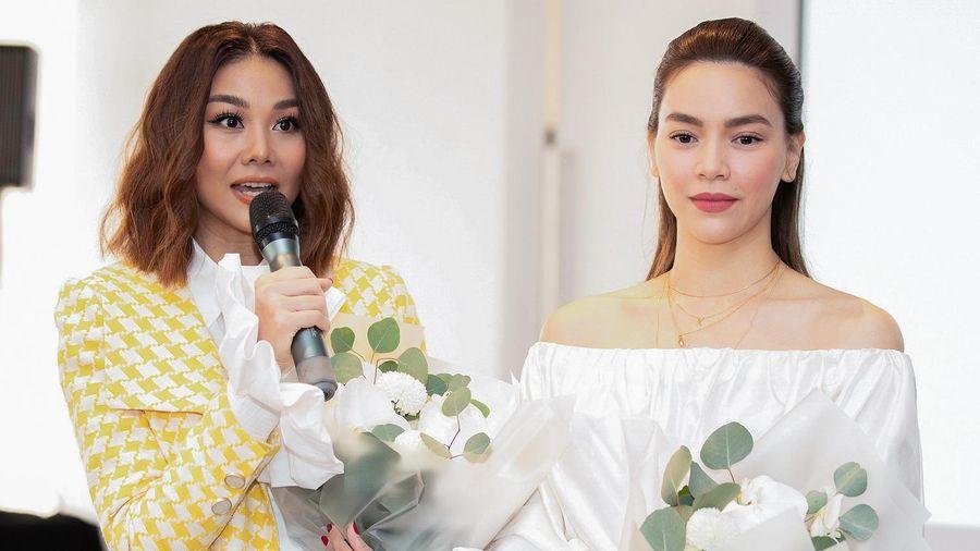 Thanh Hằng, Hồ Ngọc Hà tri ân 20 năm sự nghiệp NTK Nguyễn Công Trí