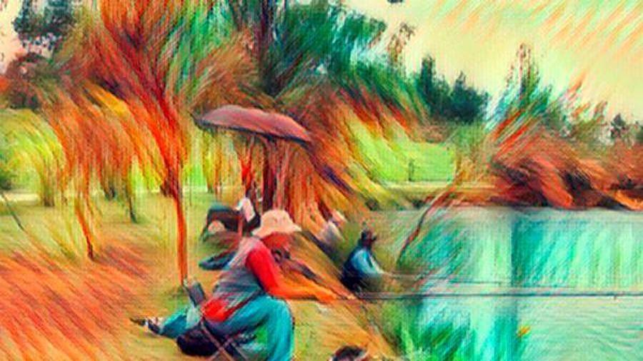 Vườn thơ: Nỗi niềm người trở về trong vườn thơ của Xuân Nguyên