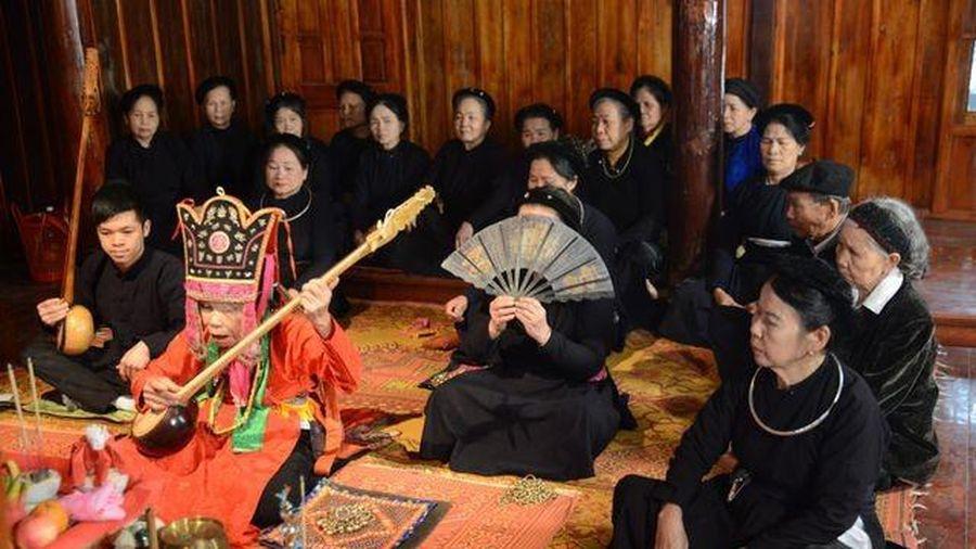 Thực hành Then ở VN được UNESCO công nhận là Di sản Văn hóa phi vật thể nhân loại