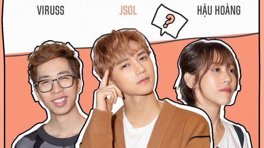 Lần đầu tiên 'thánh lầy' Hậu Hoàng xinh xắn đến bất ngờ trong MV của Jsol - Viruss