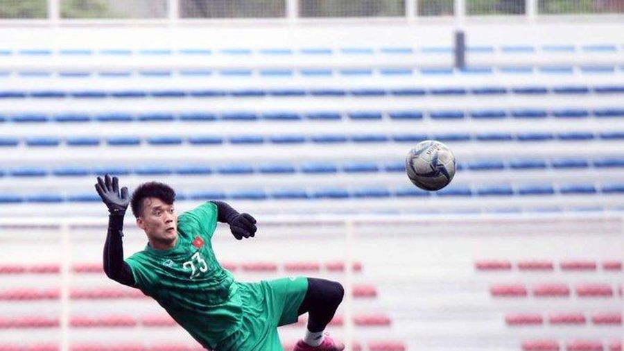 Bùi Tiến Dũng: Nốt trầm trong chức vô địch SEA Games của U22 Việt Nam