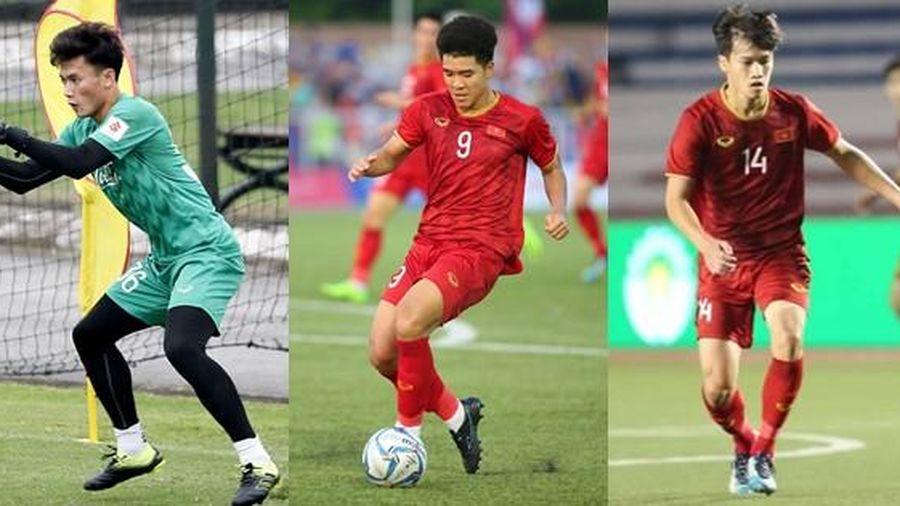 Danh sách 28 cầu thủ U23 Việt Nam sang Hàn Quốc tập huấn