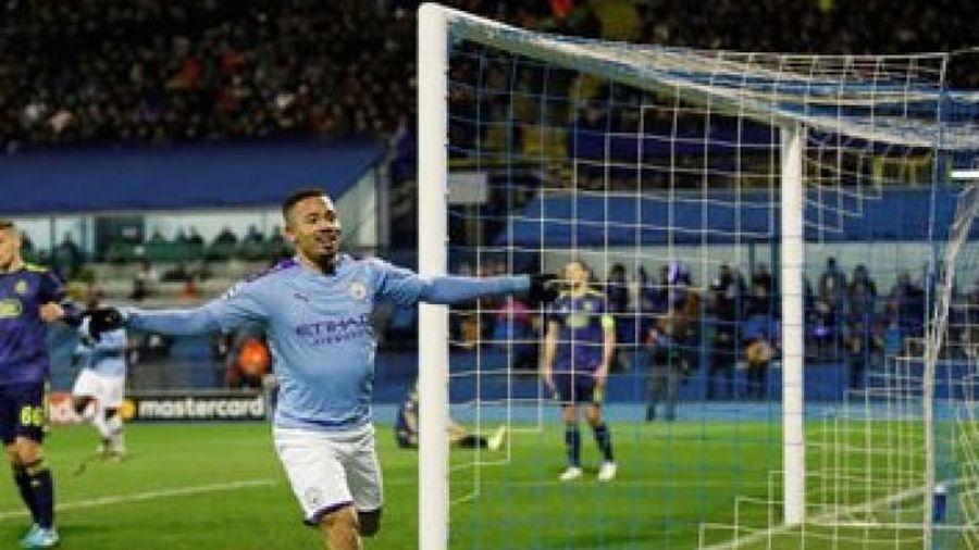 Người Anh tiếp tục thống trị Champions League