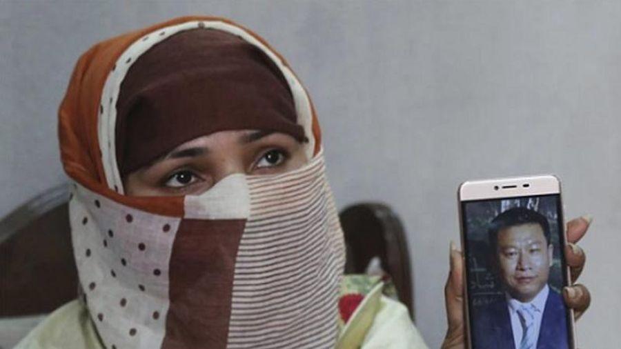 Thảm cảnh cuộc sống các cô dâu Pakistan bị bán sang Trung Quốc