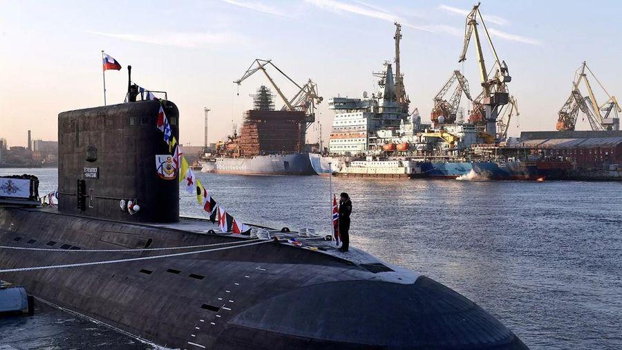 Forbes đánh giá thế nào về tàu ngầm Petropavlovsk-Kamchatsky mới nhất của Nga?