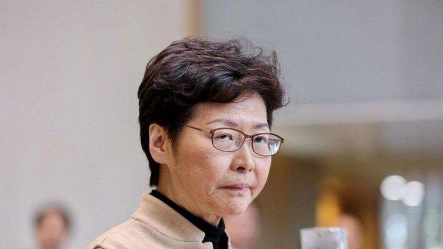 Trưởng đặc khu Hong Kong Carrie Lam thăm Bắc Kinh