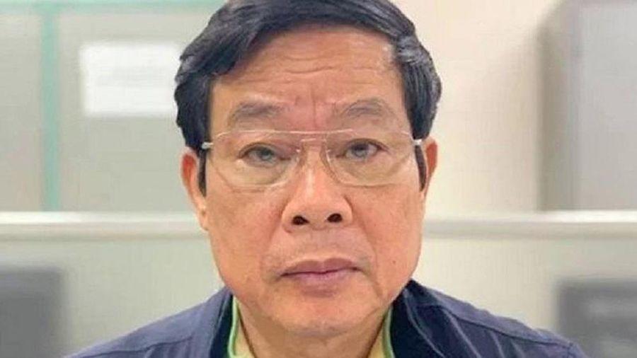 Ông Nguyễn Bắc Son chỉ nhận trách nhiệm 'người đứng đầu'