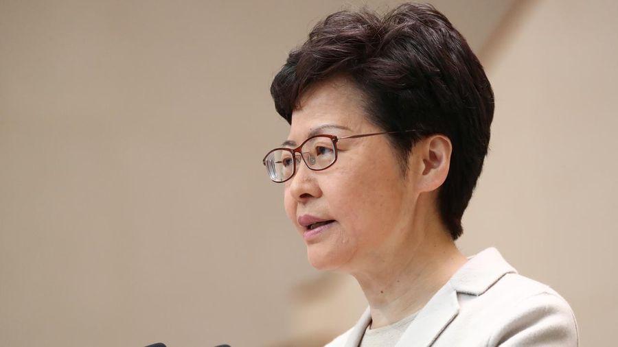 Lãnh đạo Hong Kong thăm Bắc Kinh sau thất bại bầu cử
