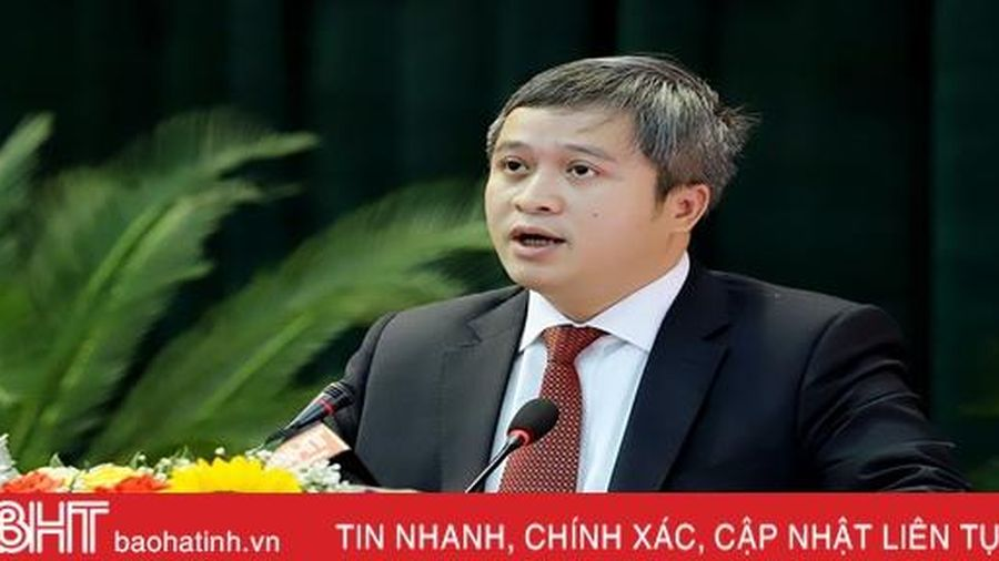 Chủ tịch UBND tỉnh Hà Tĩnh tiếp thu, làm rõ các vấn đề đại biểu HĐND quan tâm
