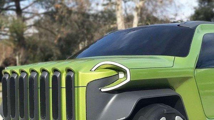 Jeep đang phát triển xe off-road theo hướng siêu nhỏ gọn tới bất ngờ