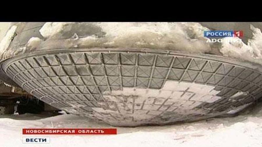 'Mảnh vỡ UFO' nặng 200 kg rơi xuống Siberia