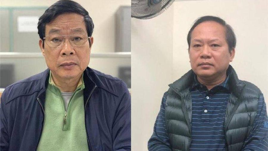 Ngày mai (16/12), hai cựu Bộ trưởng hầu tòa vụ Mobifone mua AVG