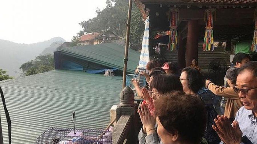 Mỹ Đức: Nâng cao chất lượng dịch vụ điểm đến Chùa Hương