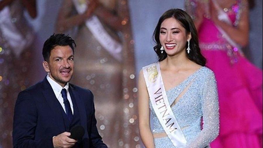 Lương Thùy Linh: 'Tôi không thất vọng vì lọt top 12 Miss World'