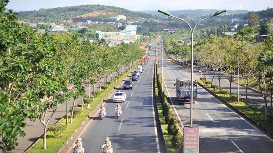Công an Đắk Lắk và Đắk Nông ra quân đảm bảo ANTT Tết Nguyên đán Canh Tý 2020