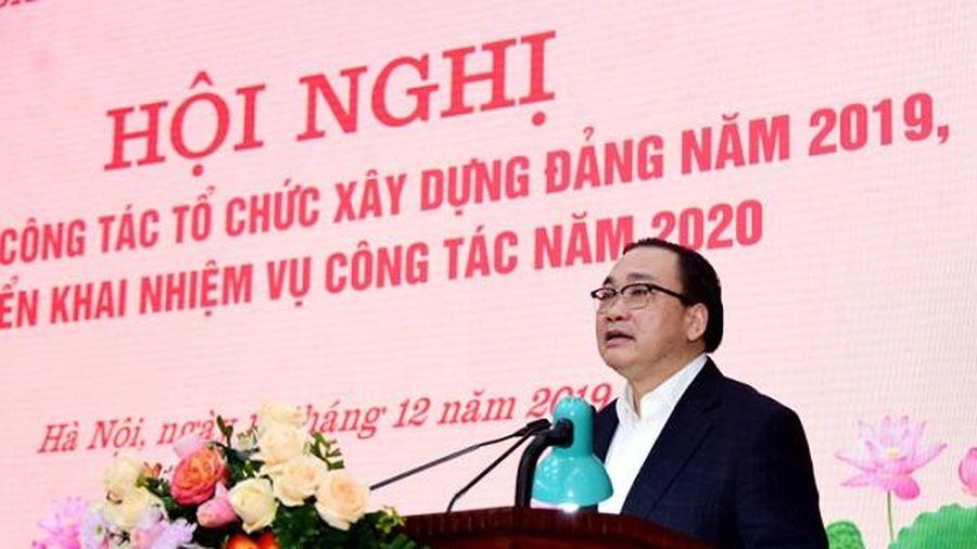 Hà Nội: Thực hiện tốt công tác cán bộ, chuẩn bị tốt nhất cho thành công đại hội Đảng bộ các cấp