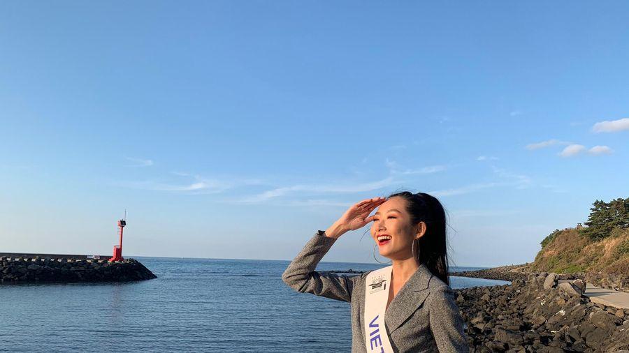 Tiết lộ đặc biệt về cô gái Việt đăng quang 'Hoa hậu Sinh viên Thế giới 2019'