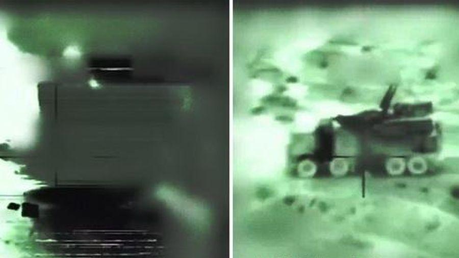 Israel khẳng định phá hủy Buk-M2 và Pantsir-S1 Syria, không đánh nhầm mô hình ngụy trang