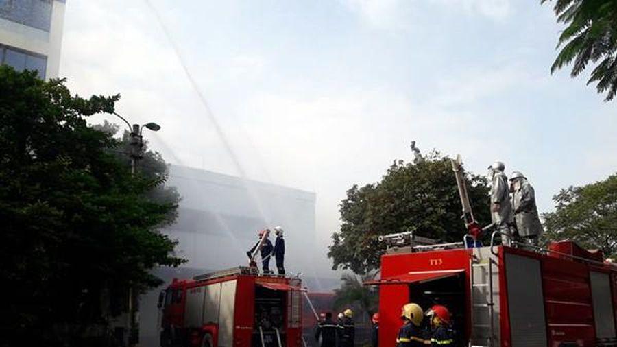 Các cơ sở cần nâng cao ý thức phòng cháy
