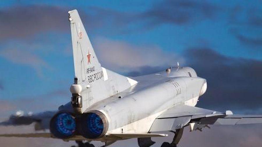 Vì sao Israel 'lạnh gáy' khi oanh tạc cơ siêu âm Tu-22M3 của Nga quay lại Iran?