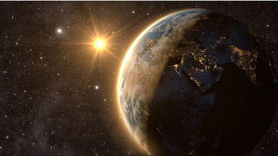 Viễn cảnh Trái Đất quay ngược