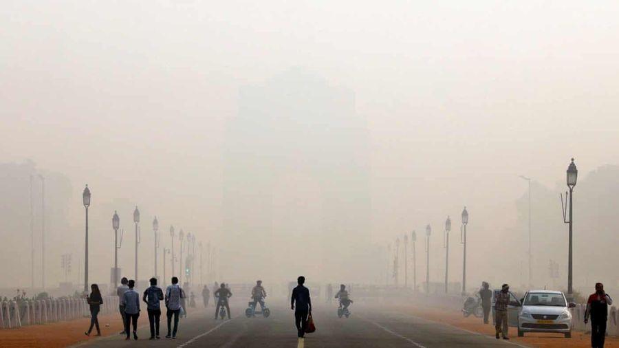 Ấn Độ dẫn đầu thế giới về số ca tử vong vì ô nhiễm môi trường