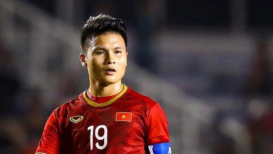 Quang Hải sắp bình phục, Đình Trọng vẫn chạy đua trước U23 châu Á