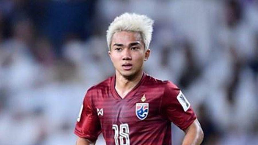 Chanathip vào nhóm 7 ngôi sao nổi lên từ giải U23 châu Á