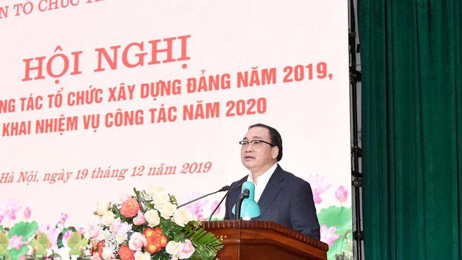 Hà Nội chuẩn bị tốt nhất cho thành công Đại hội Đảng các cấp