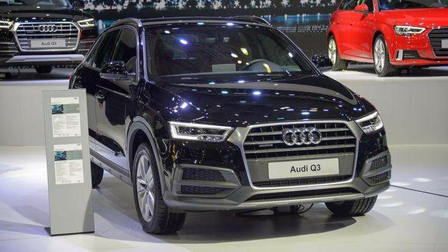 Triệu hồi Audi Q3 để khắc phục lỗi xi nhan