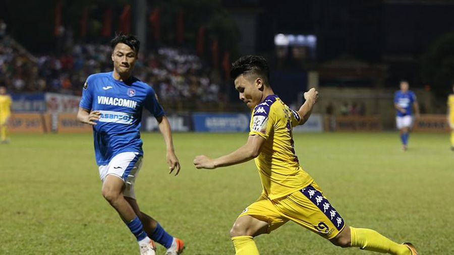 Từ chối sang Nhật Bản thi đấu, Quang Hải xác định gắn bó với Hà Nội FC